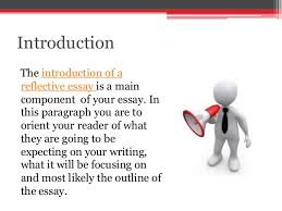 reflective essay tips