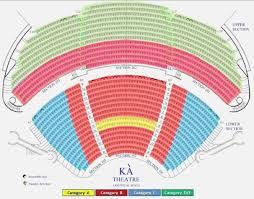 Bellagio Venue Seating Chart Kooza Seating Plan Criss Angel