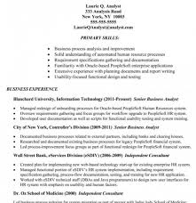 Business Analyst Resume Awesome Business Analyst Resume Tips And Samples