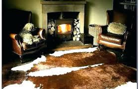 ikea hide rug living room atmosphere medium size cowhide rug zebra cow skin rugs cow skin