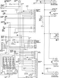 1998 chevy blazer wiring schematic wiring diagram and schematic 1985 chevy s10 blazer full color wiring diagrams 4x4 emissions