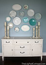 plate wall and how to hange plates on w