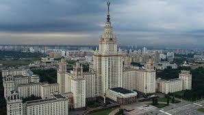 Минобрнауки предложило засчитывать стартапы как дипломные работы в   Здание Московского государственного университета имени М В Ломоносова в Москве Архивное фото