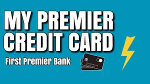 my first premier bank login