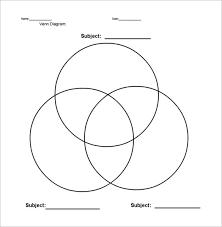 Three Venn Diagram Pdf 8 Interactive Venn Diagram Templates Free Sample Example