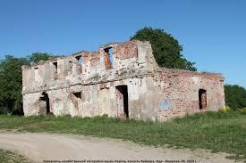 Laagna mõisa kõrvalhoonete varemed - Laagna