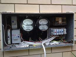 north brisbane meter box upgrade averts mains power being 200 amp meter base wiring diagram at Meter Box Wiring