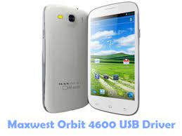 Download Maxwest Orbit 4600 USB Driver ...