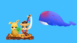 Game Vui Cho Bé – Phiêu Lưu Trên Biển Và Giúp Đỡ Mọi Người - YouTube