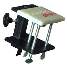 used dog grooming table heavy duty arm and clamp by groomers helper adjustable dog grooming table