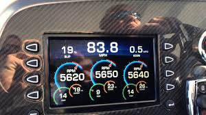 mti v 42 with triple seven marine 557hp outboards running 83 mph you