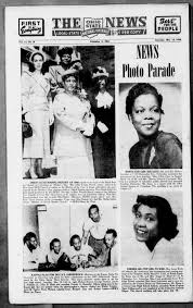 The Ohio State news (Columbus, Ohio), 1949-05-14, CITY EDITION - Columbus  African American Collection -