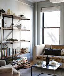 cozy furniture brooklyn. Brooklyn Apartment Decorated Door Cozy Living Room Furniture A