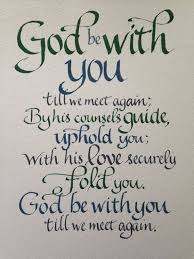 Christian Goodbye Quotes Best of Goodbye Gift Farewell Custom Calligraphy Christian Gift