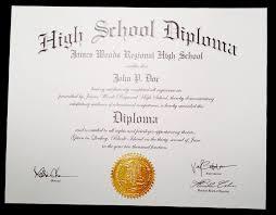 High School Deploma Fake High School Diplomas Customize Your Own Buy Online