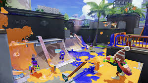 Image result for splatoon screenshots