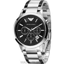 mens watches uk next ourlocalheroes org mens emporio armani chronograph watch ar2434