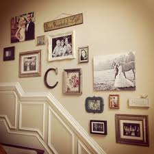 gallery walls are often used as an alternative for interior decoration photo and painting can be high art with good arrangement and setting