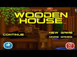 Wooden House Escape Game Walkthrough