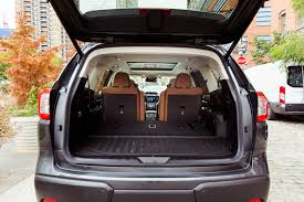 Suv Cargo Space Chart Toyota Highlander And Subaru Ascent Suv Comparison Which Is