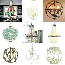 coastal chandelier lamp shades chandeliers for