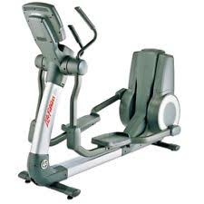 life fitness 95x ene elliptical cross trainer remanufactured