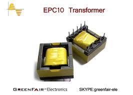 Lighting Transformer Manufacturers Small Inductor Epc Light Transformer Low Height Mini Size