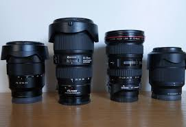 sony 16 35 f4. from left to right sony 16-35, canon 17 16 35 f4 n