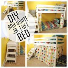 diy kids loft bunk bed with stairs bunk beds toddlers diy