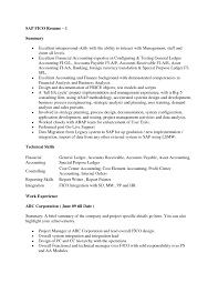 Ideas Collection Cover Letter Sap Consultant Sample In Example