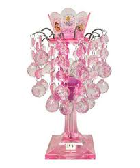 pink chandelier lighting. Take A Look At This Royalty Chandelier Lamp By Disney On Zulily Today Pink Lighting