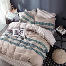 cotton bedding sets soft bed sheet in