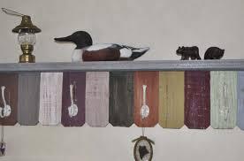Old Coat Rack shelf Awesome Wooden Shelf With Coat Hooks Prepac Sonoma Black 36