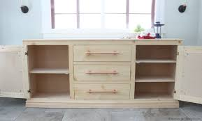 extra long sideboard. Unique Long Diy Extra Long Sideboard With Drawers Free Plans Intended Extra Long Sideboard D