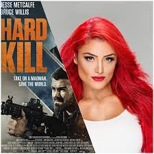 Watch or Pass: Interview: Natalie Eva Marie (Sasha) from New Bruce Willis  Action Movie Hard Kill