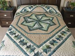 Autumn Star Spin Quilt (Quilting Land) | Spin, Artisan works and ... & Autumn Star Spin Quilt Adamdwight.com