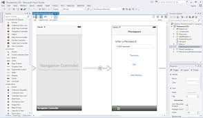 Xamarin Forms Designer Visual Studio Building User Interfaces With The Ios Designer Xamarin