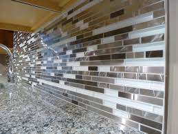 Small Picture Ideas Glass Mosaic Tile Backsplash Home Design And Decor Glass