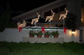 For Outdoor Decorations Outdoor Deer Decorations Simple Outdoorcom