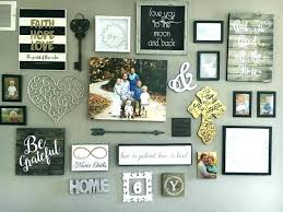 picture collage wall on walls gallery idea family first hang heart template canvas temp sumptuous design photo wall collage