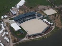 Kentucky Horse Park Seating Chart Kentucky Horse Park Officially Opens New Outdoor Stadium
