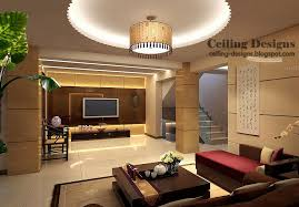 tray lighting ceiling. a tray ceiling design made of gypsum with hidden lighting and cloth chandelier for living room in modern homes l