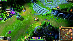 League of legends Olaf Gameplay - YouTube