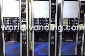 Second Hand Vending Machine Extraordinary Second Hand Vending Machines Zanussi Astro Welcome World Of Vending