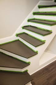 basement stairs ideas. Stunning Ideas Painting Basement Stairs Ingenious Inspiration Wood Steps Danks And Honey