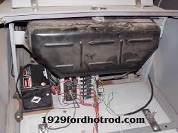 model a ford roadster com 1929 ford roadster fuel tank installation picture 5