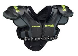 Riddell Shoulder Pad Size Chart Riddell Surge Youth Shoulder Pad