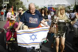 Dyke March Bans Israeli And Jewish Pride Flags Palestinian Flags