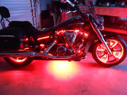 Power Puc Wheel Light Kits The Guys Installed A Custom Fusion Accent Light Kit And