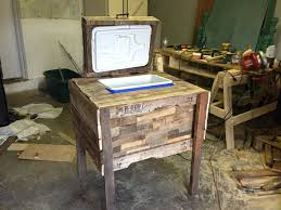 man cave furniture ideas. Make A Vintage Ice Chest From Wood Pallets | Man Cave Ideas 19 DIY Decor Furniture